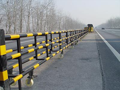 北京推拉式活动护栏