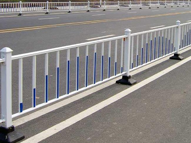 市政道路护栏案例