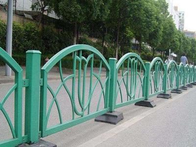 道路铁艺栏杆