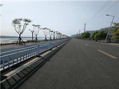 四川宜宾市南溪区环长江大道ppp项目道路护栏(1)