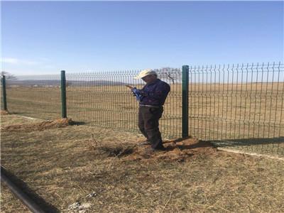 内蒙古多伦县白音部落4A级旅游景区景观围栏后续