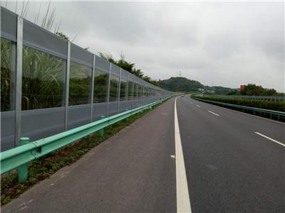 成都至仁寿高速公路HB标段声屏障竣工验收