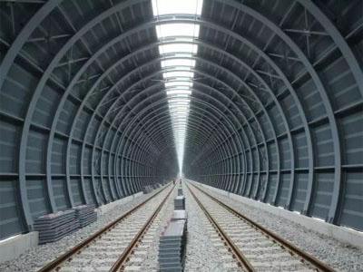 铁路声屏障