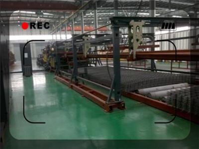 我公司顺利中标徐州市城东大道高架快速路工程第二标段钢筋网片项目  供货中