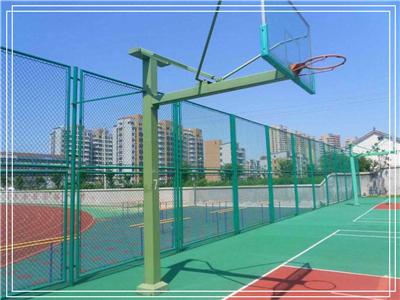 我公司顺利中标定兴县中学改扩建体育场围网项目